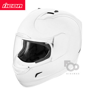 ICONALLIANCESOLID- white -아이콘헬멧입점!!!ICON HELMETS !!