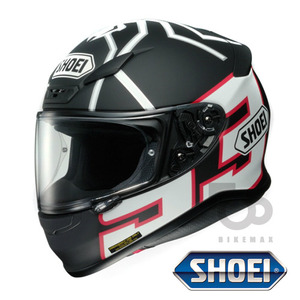 SHOEI Z-7RF-1200MARQUEZ- black ant -쇼에이헬멧입점!!