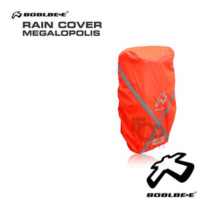 BOBLBEEAccessoryDirt CoverMegalopolis- orange -보블비백팩입점!!특가할인행사중!!