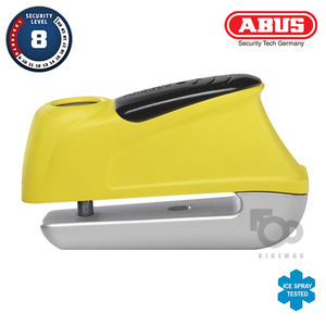 ABUS345 TriggerAlarm- 5mm yellow -Security LEVEL 8아부스락입점!!