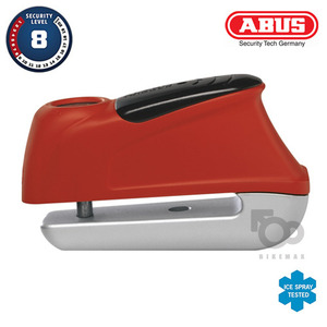 ABUS345 TriggerAlarm- 5mm red -Security LEVEL 8아부스락입점!!