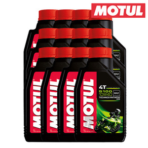 MOTULLUBRICANTS4T TECHNOESTERSYTHETIC- 5100 -1BOX(12개)당가격!!17%할인!!!모툴오일입점!!