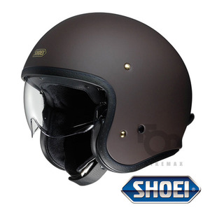 SHOEI J.OSOLID- matt brown -쇼에이헬멧입점!!