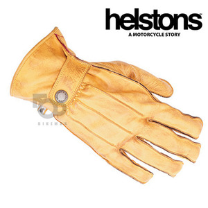 HELSTONSYORKLT GLOVES- gold -헬스톤장갑입점!!