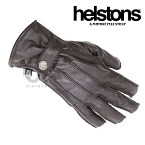 HELSTONSYORKLT GLOVES- black -헬스톤장갑입점!!