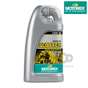 MOTOREXLUBRICANTS4T 50%SCOOTER10W40  모토렉스입점!!