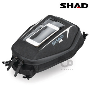 SHAD   SEMI RIGID SMALL TANK BAG 탱크백  - black -   샤드입점!!
