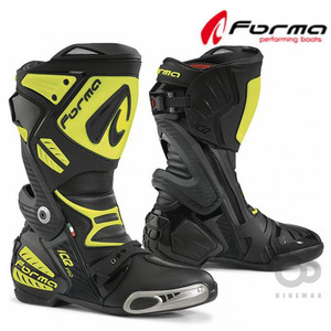 FORMALONG TypeICE PRO- black/yellow -FORMA부츠입점!!
